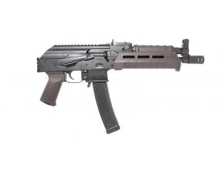PSA AK-V 9mm MOE Picatinny Pistol, Plum