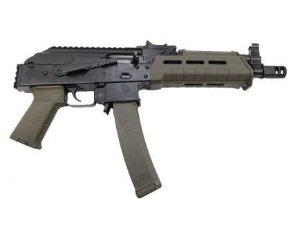 PSA AK-V 9mm MOE Picatinny Pistol, ODG
