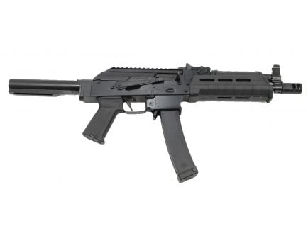 PSA AK-V 9mm MOE ALG Pistol, Black