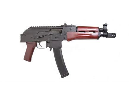 PSA AK-V 9mm Red Wood Picatinny Pistol