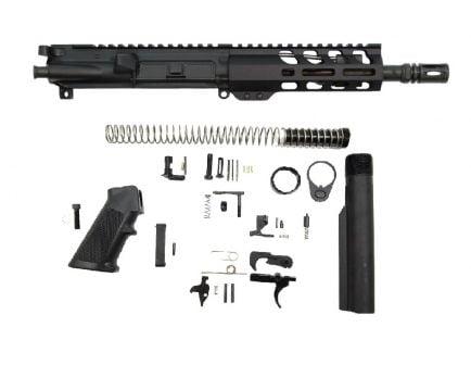 "PSA 7.5"" 5.56 NATO 1/7 Phosphate 6"" Lightweight M-Lok Classic Pistol Kit"