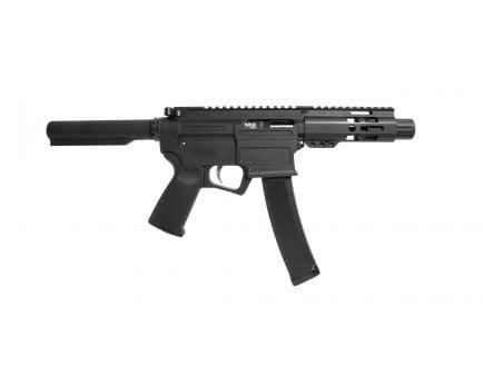 "PSA AR-V 4"" 9mm 1/10 Lightweight M-Lok MOE EPT Pistol"