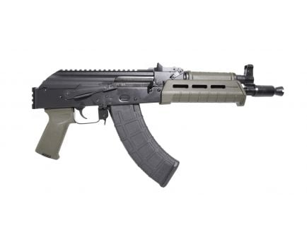 PSA AK-P MOE Picatinny Pistol , Olive Drab Green