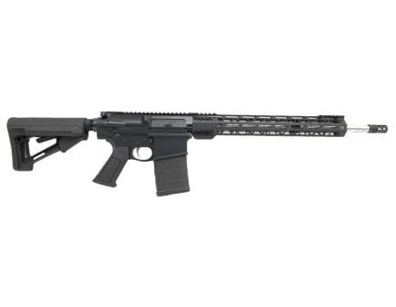 "PSA Gen3 PA10 18"" Mid-Length .308 WIN 1/10 Stainless Steel 15"" Lightweight M-Lok STR 2-Stage Rifle"