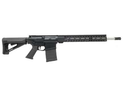 "PSA Gen3 PA10 18"" Mid-Length .308 WIN 1/10 Stainless Steel 15"" Lightweight M-Lok STR SSA-E Rifle"