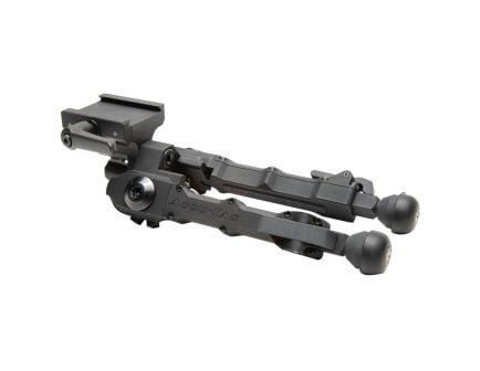 """Accu-Tac BR-4 G2 Arca Spec Bipod, 5.75"""" to 8.625"""" H, Flat Black - BRAS-G204"""