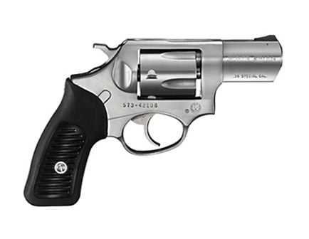 Ruger SP101 .38 Special +P Revolver - 05737