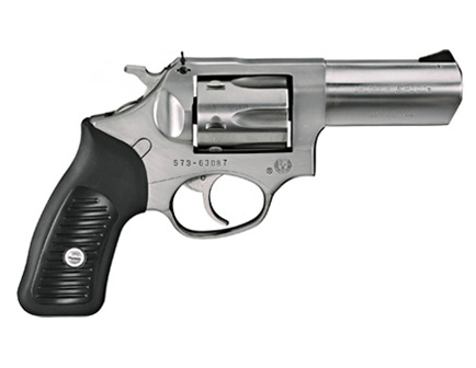 """Ruger SP-101 .327 Fed 3.16"""" Stainless Steel 6rd Revolver 05759"""