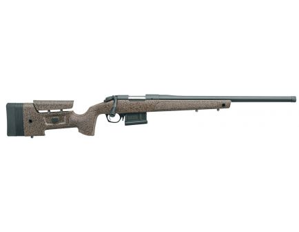 Bergara B-14 HMR 22-250 Rem 5 Round Bolt Action Rifle, Mini-Chassis with Adjustable Cheekpiece - B14S354