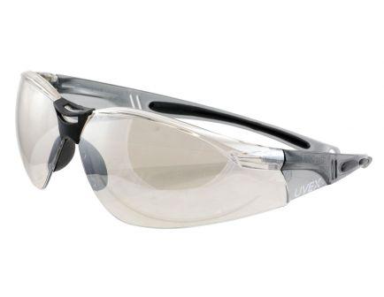 Howard Leight HL804 Sharp-Shooter Wraparound Anti-Scratch Safety Eyewear, I/O Mirror Lens, 4/case - R-01708