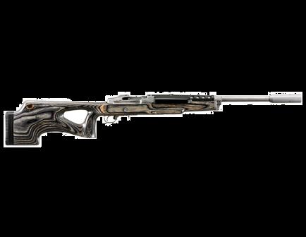 """Ruger Mini-14 Target Rifle Black Laminate w/ Thumb Hole 223 Rem 22""""  Barrel - 5808"""