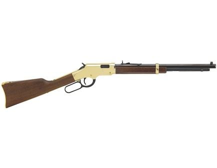 Henry Golden Boy Youth 22 S/L/LR 12/16 Round Lever-Action Rifle - H004Y
