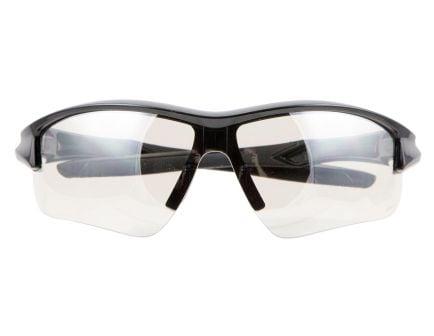 Howard Leight Acadia Shooter's Wraparound Scratch-Resistant Safety Eyewear, SCT-Reflect 50 (I/O) Lens, 4/case - R-02216
