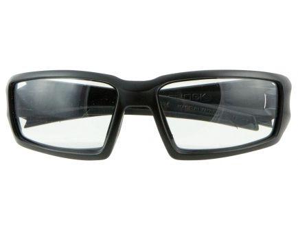 Howard Leight Hypershock Shooter's Wraparound Anti-Fog Safety Eyewear, Clear Lens - R-02220