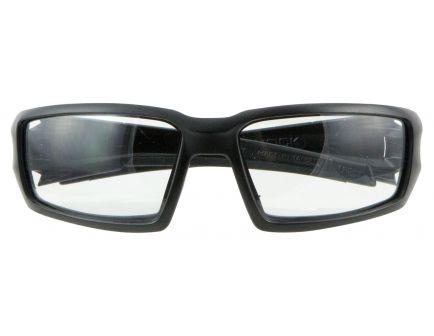 Honeywell Hypershock Safety Glasses with Hydroshield Anti-Fog Lens, Black - R-02230
