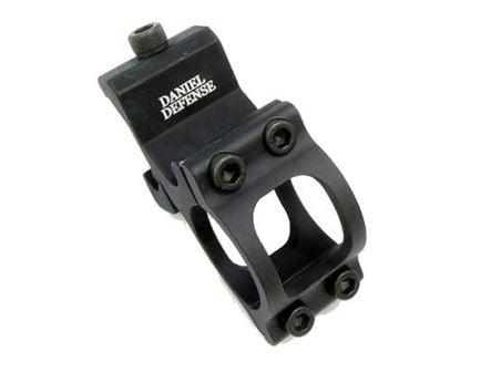 Daniel Defense Picatinny Offset Flashlight Mount, Hard Coat Anodized Black - DD-6001/03-020-16514