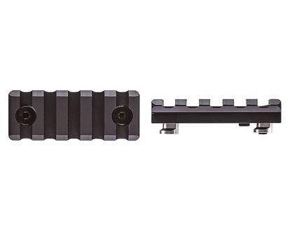 PWS KeyMod Picatinny Rail Section - 6061 Aluminum - 5 Slot - 5KMRS5S1