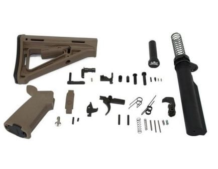 palmetto state armory magpul moe lower build kit flat dark earth