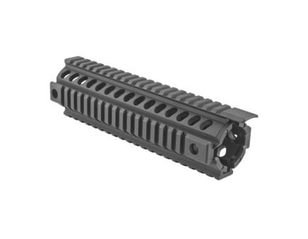 AR-15 Upper Parts MFT TEKKO Metal AR15 Midlength Drop-In Integrated Rail System, Black