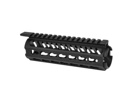 "MFT Tekko Metal AR15 Carbine 7"" Drop-In KeyMod Rail System, Black"