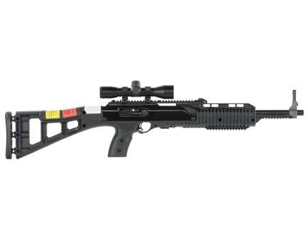 Hi-Point 995TS Carbine 4X32 9mm Luger 10 Round Semi Auto Rifle with 4 x 32 Scope, Skeletonized - 9954X32TS