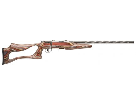 Savage Arms 93 BSEV 22 WMR 5 Round Bolt Action Rimfire Rifle, Varmint - 92750