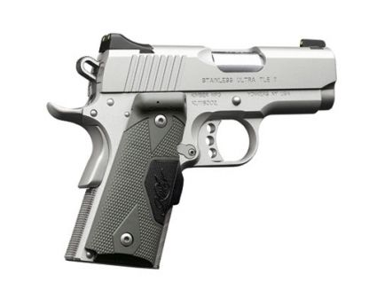 Kimber STS Ultra TLE II .45 ACP Pistol with Crimson Trace Laser Grip - 3200244
