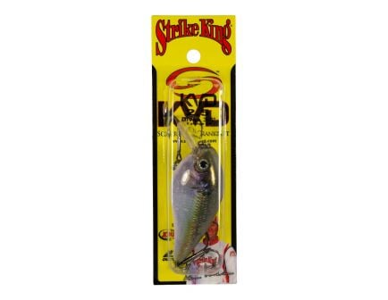 Strike King Square Bill 2.5 Crankbait, Palmetto Blue Back Herring