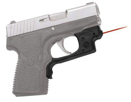 Crimson Trace Front Activation Laser Guard for Arms .380Pistol, Black - LG-433