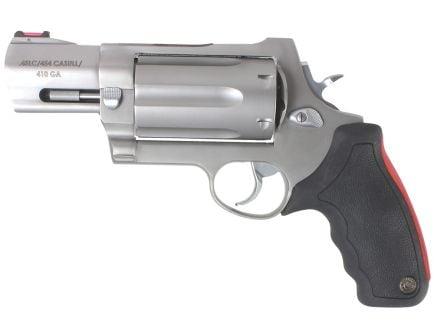 Taurus Raging Judge 513 X-Large .45 Colt/.454 Casull Revolver, Matte Stainless - 2-513039