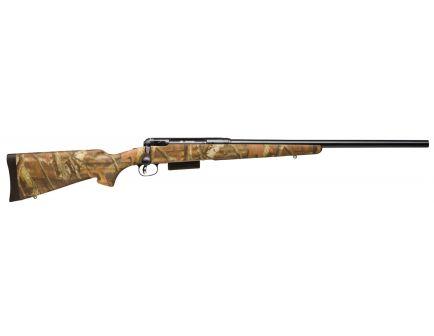Savage Arms 220 Slug Camo 20 Gauge Bolt Action Slug Gun, Matte Camouflage - 18828