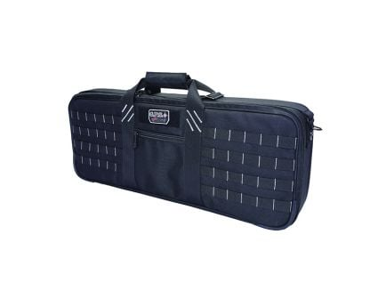"""GPS 28"""" Tactical Special Weapons Hard Side Case, Black"""