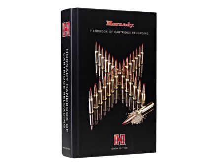 Hornady Handbook of Cartridge Reloading, 10th Edition – 99240