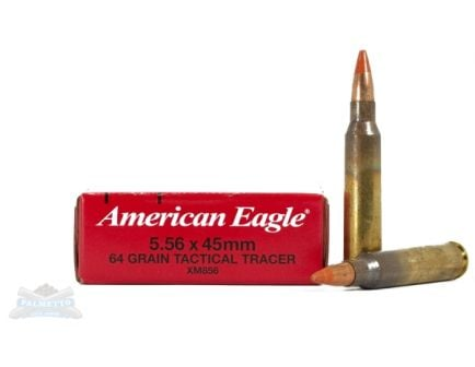 American Eagle 5.56mm Tactical Tracer Ammo