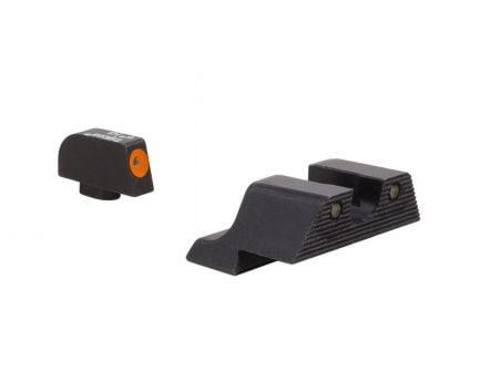 Trijicon HD XR Night Sight Set For Glock 9mm Pistols, Orange - GL601-C-600836