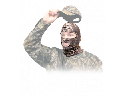 Primos Stretch-Fit Full Hood Face Mask, Realtree APG - PS6738