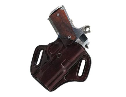 """Galco Right Hand Concealment 5"""" 1911 Holster, Smooth Brown - CON212B"""