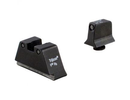 Trijicon Bright & Tough Suppressor Night Sight Set for Glock 9mm/.40 - GL201