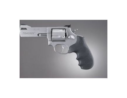 Hogue Monogrip Grips for Taurus Tracker Revolver (Small Frame Only) Black Rubber 73000