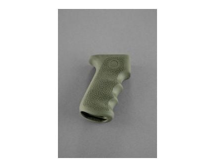 Hogue Overmolded Pistol Grip for AK-47 and AK-74 OD Green 74001