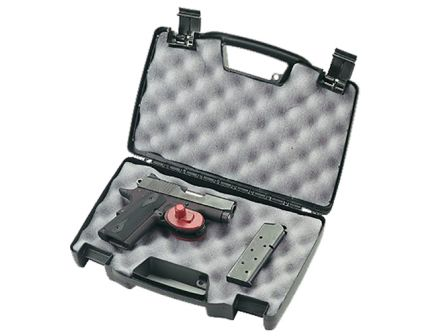 Plano Synergy Protector Series Pistol Case, Black - 140300
