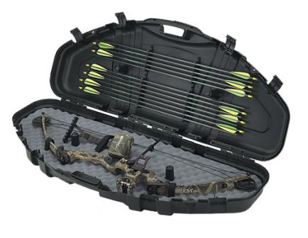 Plano Synergy Protector Series Compound Single Bow Case, Black - 111100