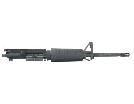 AR-15 carbine length barreled upper receiver