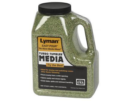 Lyman Turbo Case Cleaning Media Corncob Green 2lb Box 7631307