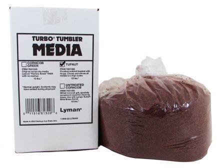 Lyman Turbo Tufnut Media 12 lb Box 7631333