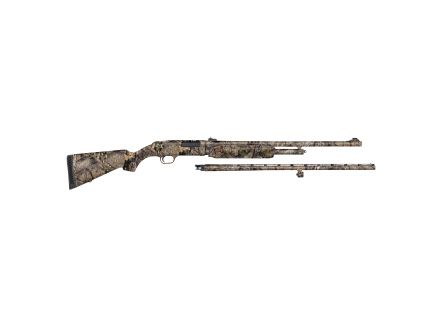 "Mossberg 500 Combo Field/Deer 26""/24"" 20 Gauge Shotgun 3"" Pump, MO Break-Up Country - 54183"