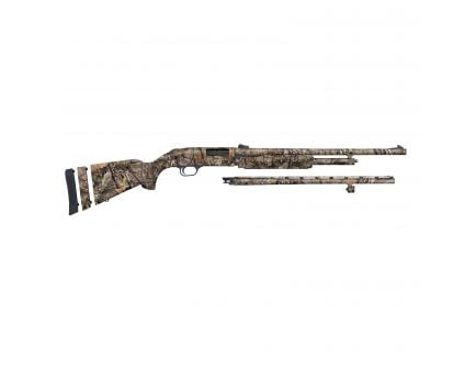 "Mossberg 500 Youth Super Bantam Combo Field/Deer 22""/24"" 20 Gauge Shotgun 3"" Pump, MO Obsession - 54215"