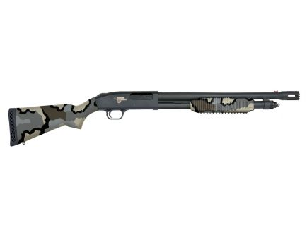 Mossberg 590 Thunder Ranch 12 Gauge Pump-Action Shotgun, Kuiu Camo