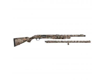 "Mossberg 835 Ulti-Mag - Combo Turkey/Waterfowl 24""/28"" 12 Gauge Shotgun 3.5"" Pump, MO Break-Up Country - 62437"