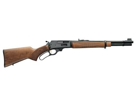 """Marlin Model 336Y .30-30 Win. 16.25"""" Youth Lever Action RIfle, Walnut - 70524"""
